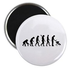 "Evolution BBQ barbecue 2.25"" Magnet (10 pack)"