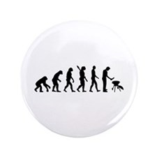 """Evolution BBQ barbecue 3.5"""" Button (100 pack)"""