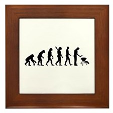 Evolution BBQ barbecue Framed Tile