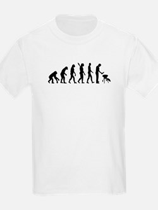 Evolution BBQ barbecue T-Shirt