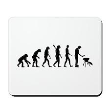 Evolution BBQ barbecue Mousepad