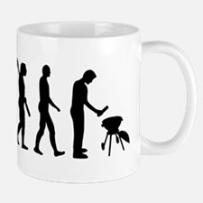 Evolution BBQ barbecue Mug