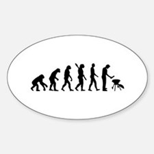 Evolution BBQ barbecue Decal