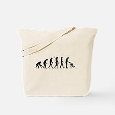 Evolution BBQ barbecue Tote Bag