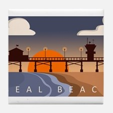 seal_beach_travel3.png Tile Coaster