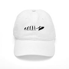 Evolution Jet Ski Baseball Baseball Cap