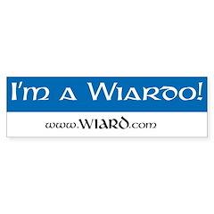 Wiardo Bumper Car Sticker