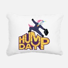 Emoji Hump Day Rectangular Canvas Pillow