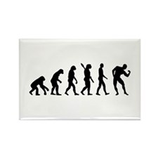 Evolution Bodybuilding Rectangle Magnet