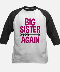 Arrow Big Sister Again Baseball Jersey
