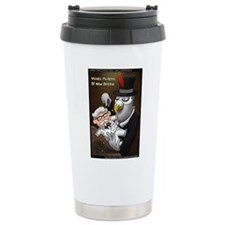 Voo Doo Chickens Of New Orleans Travel Mug