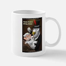 Voo Doo Chickens Of New Orleans Mug