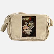 Voo Doo Chickens Of New Orleans Messenger Bag