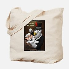 Voo Doo Chickens Of New Orleans Tote Bag