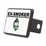 Ex-Smoker Rectangular Hitch Cover