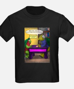Turtle In Therapy T