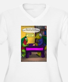 Turtle In Therapy T-Shirt