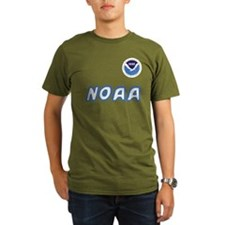 NOAA-Black-Shirt-2 T-Shirt