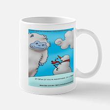 Vegam Snowman Mug