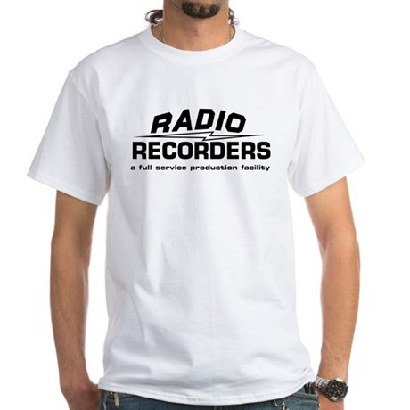 new white logo T-Shirt