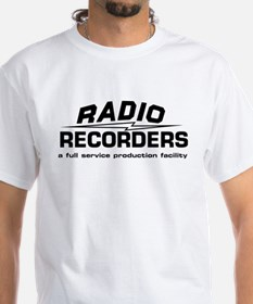 new white logo T-Shirt