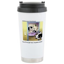 Pasteur Bedtime 4 Baby Cows Travel Mug