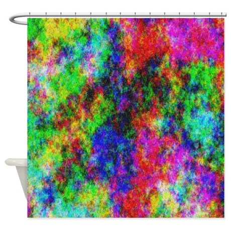 Modern Contemporary Shower Curtain by markmoore