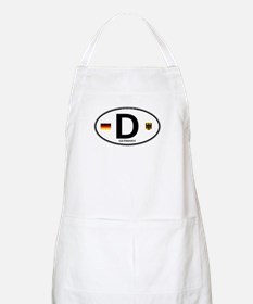 Germany Euro Oval Apron