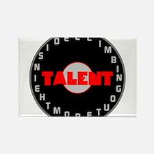 OYOOS Talent design Rectangle Magnet