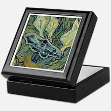 Van Gogh - Emperor Moth Keepsake Box