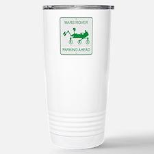 Mars Rover Parking Travel Mug