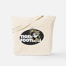 Tiger Football 4 Tote Bag