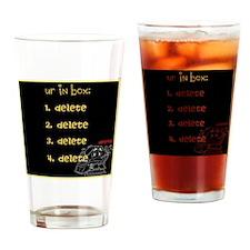 OYOOS Fun Computer design Drinking Glass
