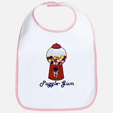 Puggle-Gum Bib