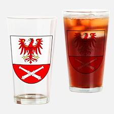 Panzerartilleriebataillon 425 Drinking Glass