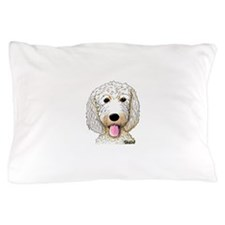 Luigi Labradoodle Pillow Case