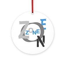 OYOOS Zone design Ornament (Round)
