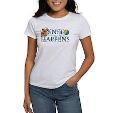 Knit Happen (Dog) Tee