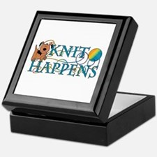Knit Happen (Dog) Keepsake Box