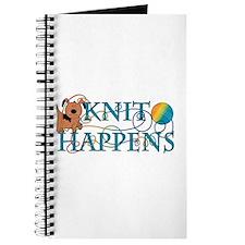 Knit Happen (Dog) Journal