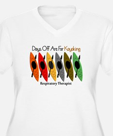RT Days off are for Kayaking.PNG T-Shirt
