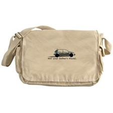 Not your father's diesel Messenger Bag