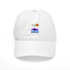 Kayaker 1 purple.PNG Baseball Baseball Cap