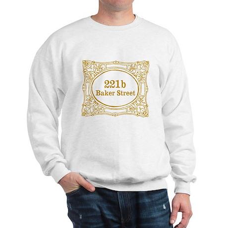 221b Baker Street Sweatshirt