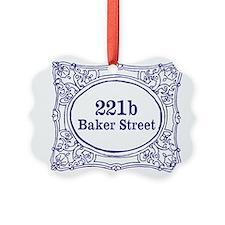 221b Baker Street Ornament
