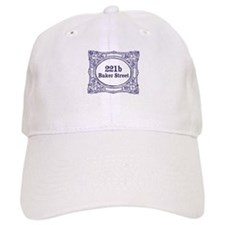 221b Baker Street Baseball Cap