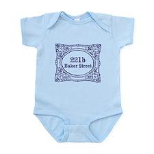 221b Baker Street Infant Bodysuit