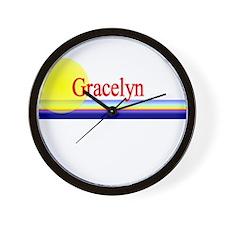 Gracelyn Wall Clock