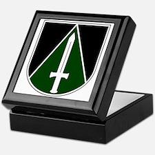 Panzerbataillon 114 Keepsake Box