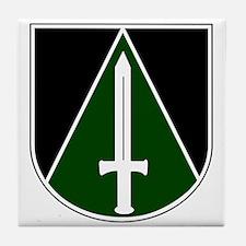 Panzerbataillon 114 Tile Coaster